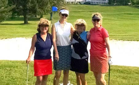 Stafford Golf Womens Class of June 16, 2017